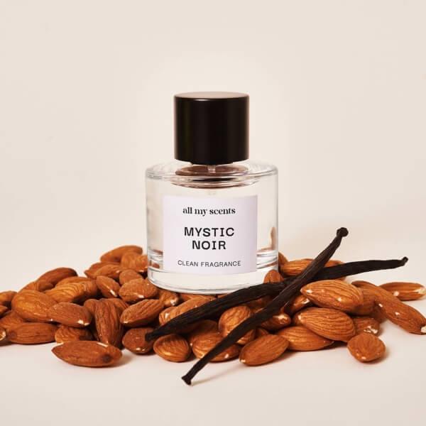 Allmyscents Mystic Noir Ingredients